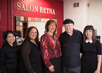 Salon-Reyna-Team